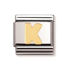 Nomination Nomination - 030101-11- Link Classic Letters - K