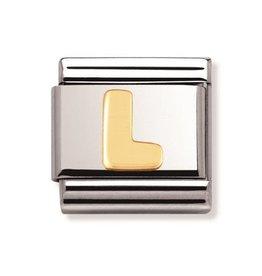 Nomination Nomination - 030101-12- Link Classic Letters - L
