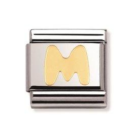 Nomination Nomination - 030101-13- Link Classic Letters - M