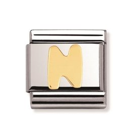 Nomination Nomination - 030101-14- Link Classic Letters - N