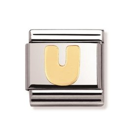 Nomination Nomination - 030101-21- Link Classic Letters - U