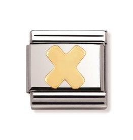 Nomination Nomination - 030101-24- Link Classic Letters - X