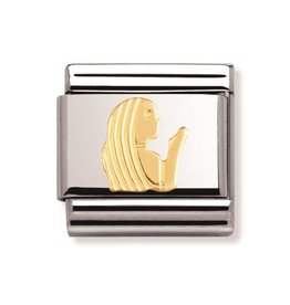 Nomination Nomination - 030104-06- Link Classic Zodiac - Virgo