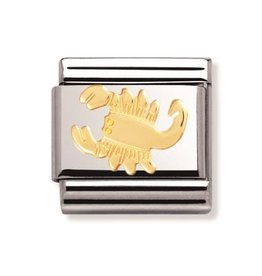 Nomination Nomination - 030104-08- Link Classic Zodiac - Scorpio