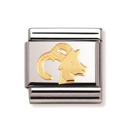 Nomination Nomination - 030104-10- Link Classic Zodiac - Capricorn