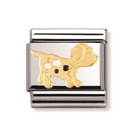 Nomination Nomination - 030212-36- Link Classic ANIMALS - Dog
