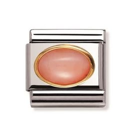 Nomination Nomination - 030502-10- Link Classic STONES - Pink Coral