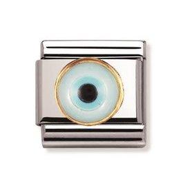 Nomination Nomination - 030506-18- Link Classic GREEK EYE - Greek Eye