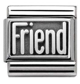 Nomination Nomination- 330102-31 - Link Classic SYMBOLS - Friend