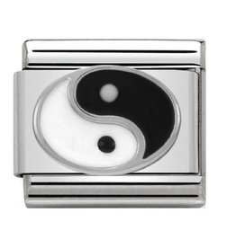 Nomination Nomination - 330202-14- Link Classic SYMBOLS - Ying Yang