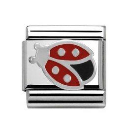 Nomination Nomination - 330202-15- Link Classic SYMBOLS - Ladybird