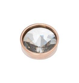 iXXXi Jewelry iXXXi Jewelry Top Part Pyramid Crystal Rosé