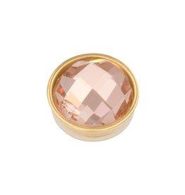 iXXXi Jewelry iXXXi Jewelry Top Part Facet Champagne Goudkleurig