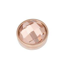 iXXXi Jewelry iXXXi Jewelry Top Part Facet Champagne Rosé
