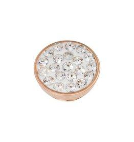 iXXXi Jewelry iXXXi Jewelry Top Part Crystal Stones Rosé