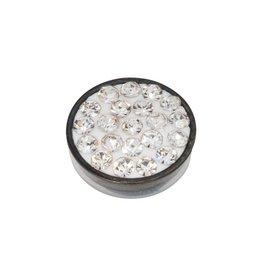 iXXXi Jewelry iXXXi Jewelry Top Part Crystal Stones Zwart