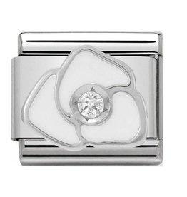 Nomination Nomination - 330305-06- Link CL SIMBOLS - White Rose
