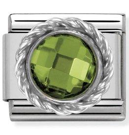 Nomination Nomination - 330601-004- Link Classic STONES - Green