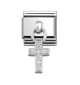 Nomination Nomination - 331800-01- Link Classic CHARMS - Cross