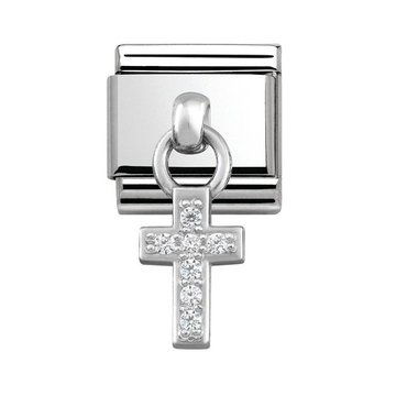 Nomination Nomination - 331800-04- Link Classic CHARMS - Cross