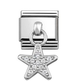 Nomination Nomination - 331800-05- Link Classic CHARMS - Star