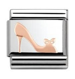 Nomination Nomination- 430104-17- Link Rosékleurig Classic SYMBOLS - Heel Shoe