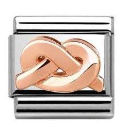 Nomination Nomination - 430106-01 - Link Classic RELIEF SYMBOLS - Knot