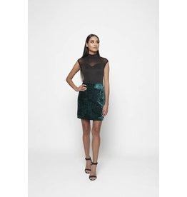 Lofty Manner Lofty Manner Skirt Franca Green