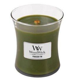 WoodWick WoodWick® Medium Candle Frasier Fir