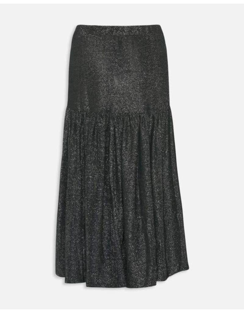 Sisters Point Sisters Point Vigga-Skirt Black/Silver