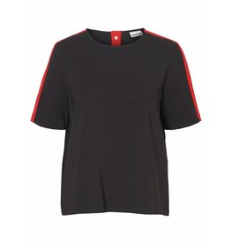 Noisy May NM Nia S/S Top1 Black/Flame