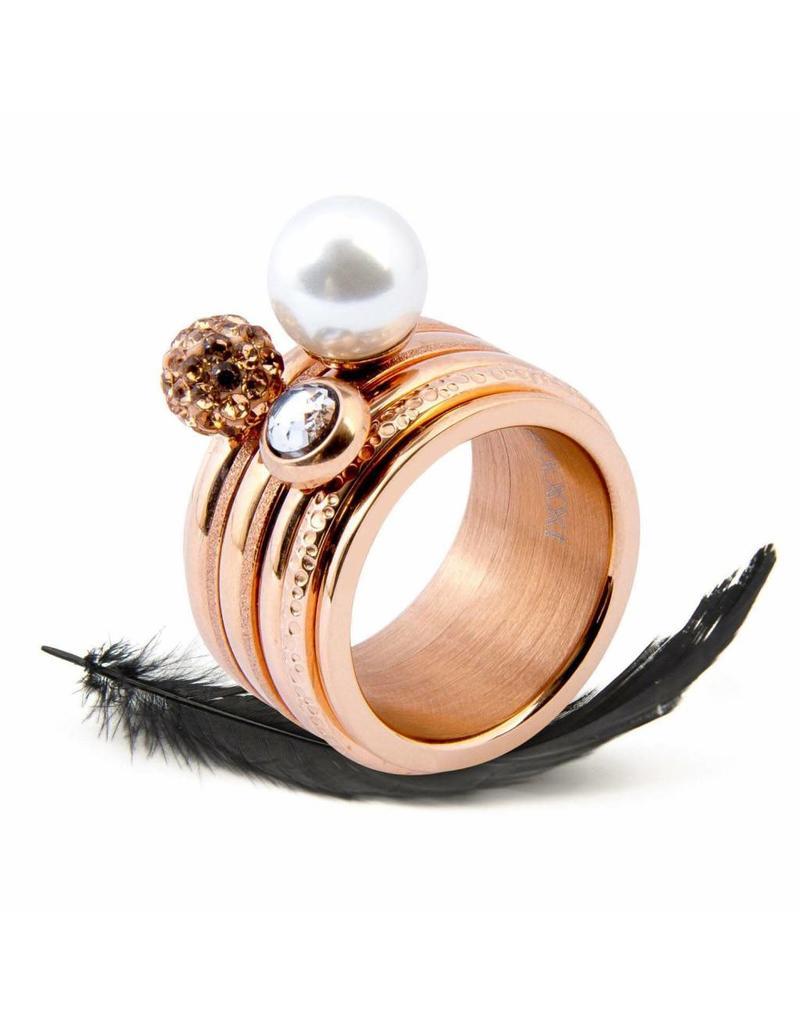 iXXXi Jewelry iXXXi Jewelry Combi Ring 197