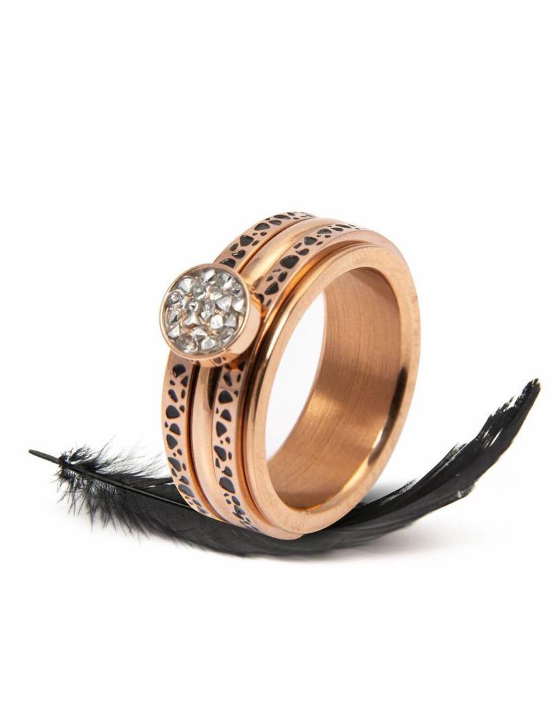 iXXXi Jewelry iXXXi Jewelry Combi Ring 203