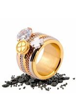 iXXXi Jewelry iXXXi Jewelry Combi Ring 208