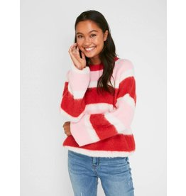 Pieces PC Bippa Wool Knit Candy Pink