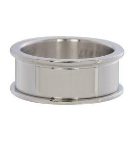 iXXXi Jewelry iXXXi Jewelry Basis Ring 8 mm Zilverkleurig
