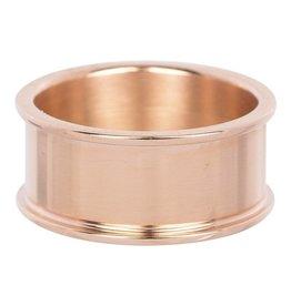 iXXXi Jewelry iXXXi Jewelry Basis Ring 10 mm Rosé