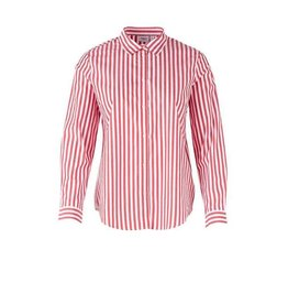Saint Tropez Saint Tropez T1261 Shirt Striped Red