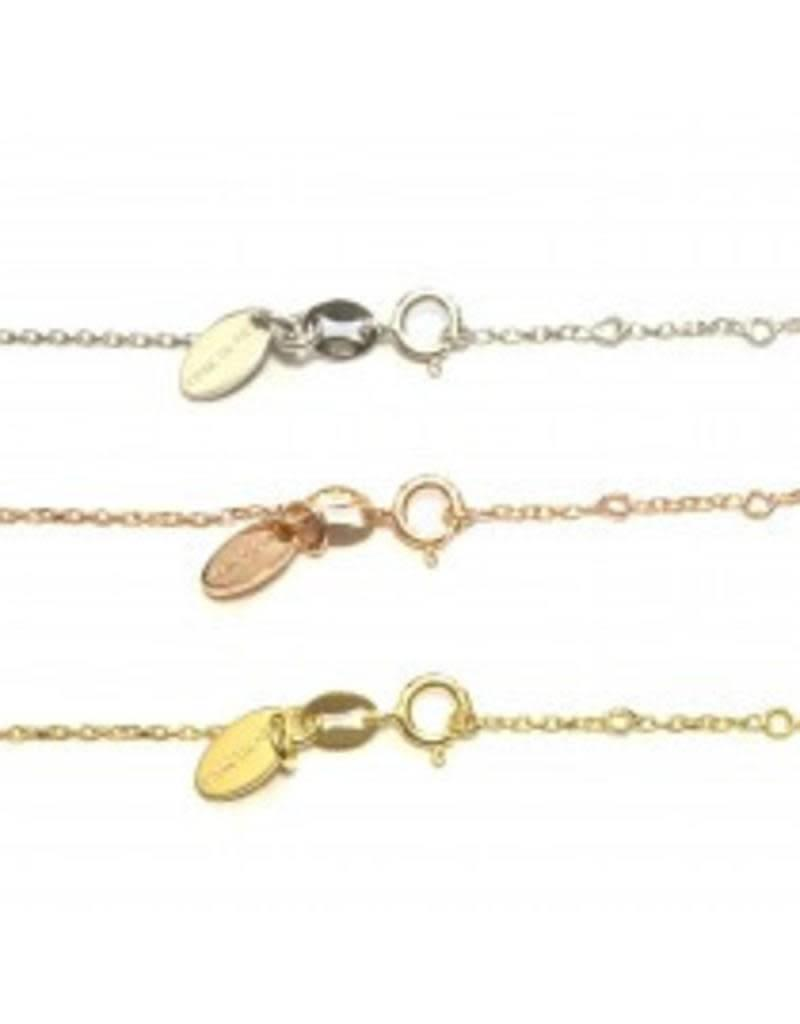 Imotionals Imotionals Ketting Venetiaan 52cm