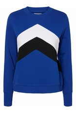 Pieces PC Selin Sweater Blue