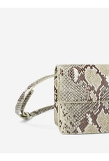 Pieces PC Bina Croco Crossbody Bag Cloud Dancer