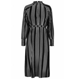 Noisy May NM Clara Dress Black Stripes