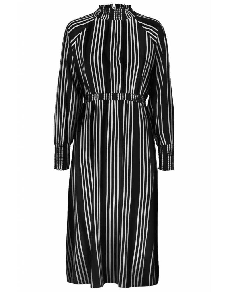Noisy May NM Clara Dress Black Stripes