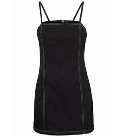 Noisy May Noisy May NMMartie SL Denim Dress Black