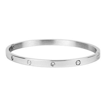 Kalli Kalli Bracelet 2065 Zilverkleurig
