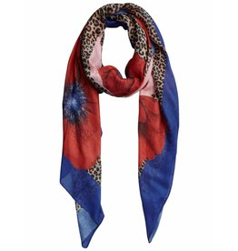 Pieces PC Simone Long Scarf Surf The Web