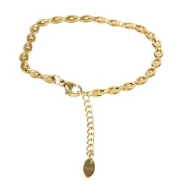 Kalli Kalli Chain Bracelet 2529 Goudkleurig