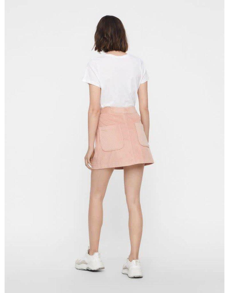 Noisy May Noisy May NM Manya Skirt Mellow Rose