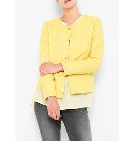 Saint Tropez Saint Tropez T7052 Woven Jacket Yellow