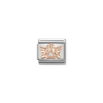 Nomination Nomination - 430302/17 Symbols Angel Of Family CZ Rosé